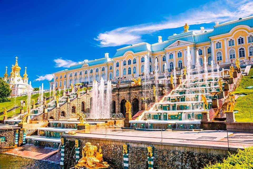 Конкурс-фестиваль творчества в Санкт-Петербурге сентябрь - 2020/ Петровский Парадиз